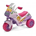 Трицикл Peg-Perego эл/привод Raider Princess