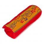 Полотенце Cleanelly Пират 50х70 цв.красный хангер