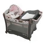 Манеж-кровать Graco Cuddle Cove цвет Minnies Garden