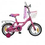 """Велосипед 2-х колесный My Little Pony 12""""с корзиной"""