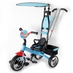 Велосипед 3-х колесный Shenzhen Jingyitian Trade TRANSFORMERS 12/10 синий