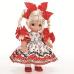 Кукла Precious Moments Вишневая тропинка 30см