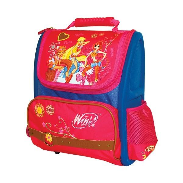 Рюкзак винкс для школьницы как сшить сумку рюкзак своими руками выкройки