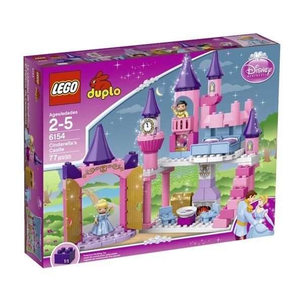 Инструкция Лего Дупло Замок Золушки - фото 8