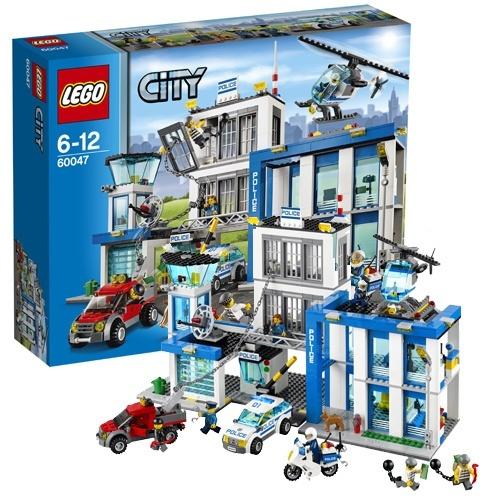Конструктор LEGO City 60047