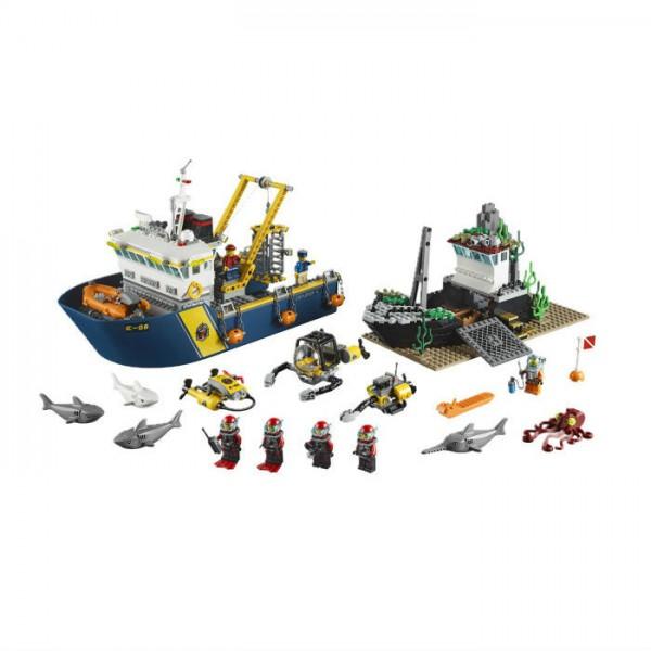 лего сити подводный мир инструкция - фото 5