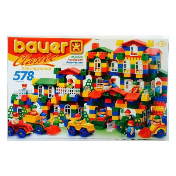 Конструктор Bauer серия