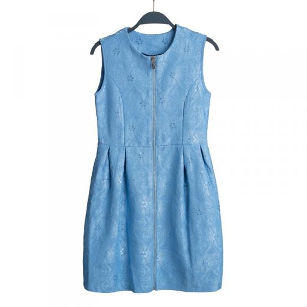 Голубое платье из рекламы acoola