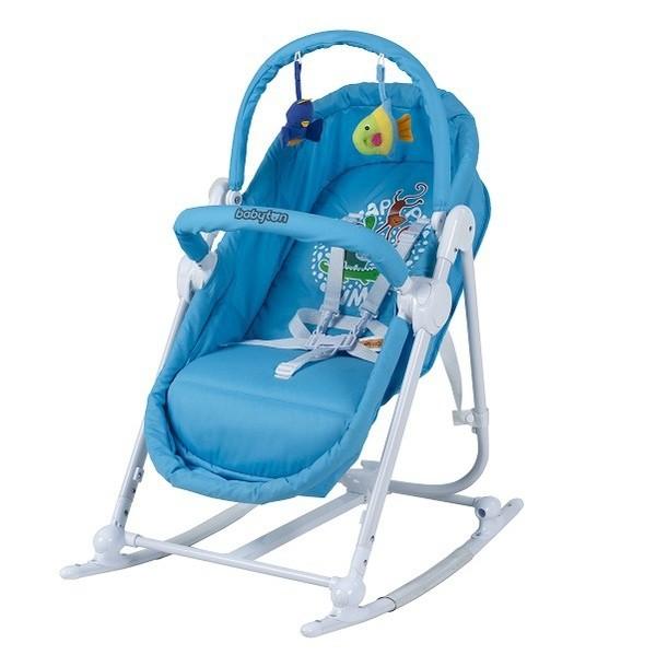 Кресло-шезлонг для новорожденных
