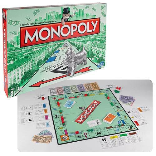 Монополия Дорожная игра | интернет-магазин