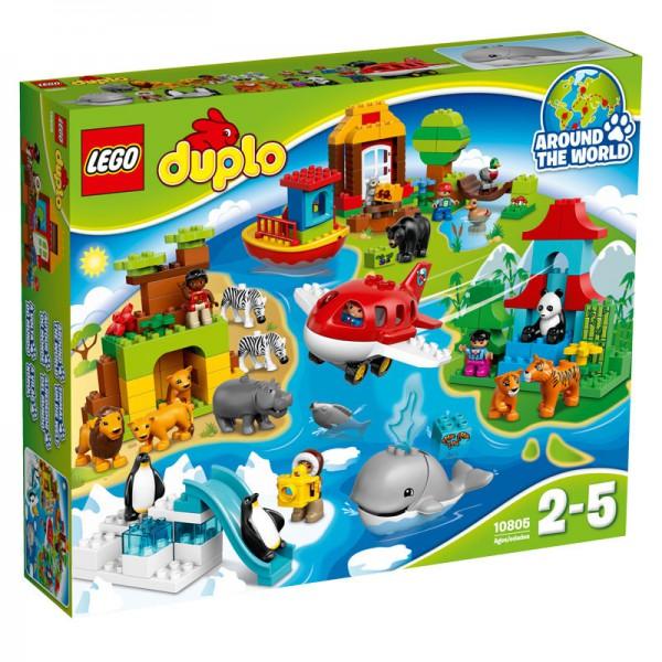 LEGO DUPLO «Вокруг света»
