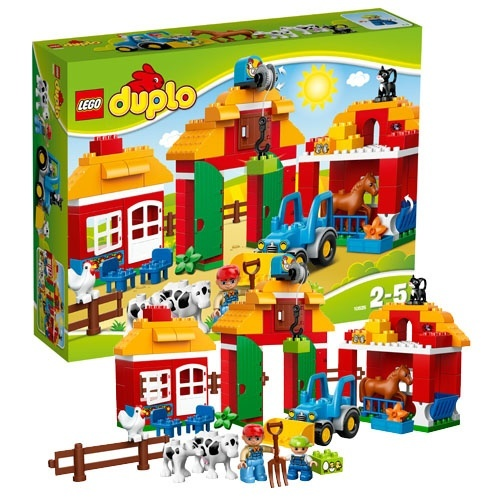Конструктор лего детский мир