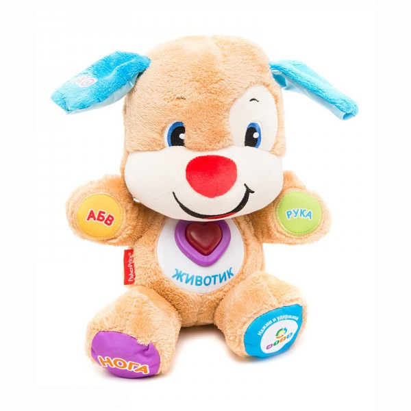 Интерактивная игрушка Fisher-Price