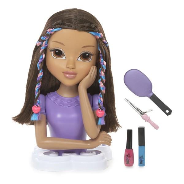 Голова куклы для причёсок купить