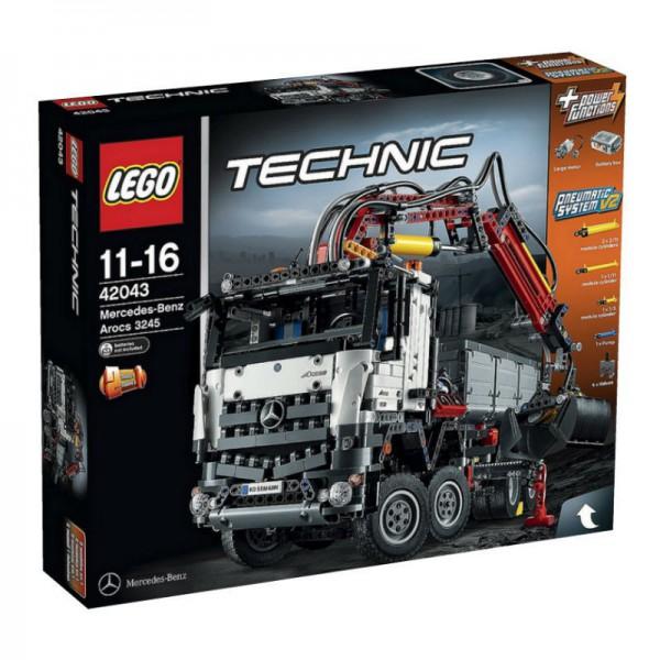 лего техник 42043 инструкция