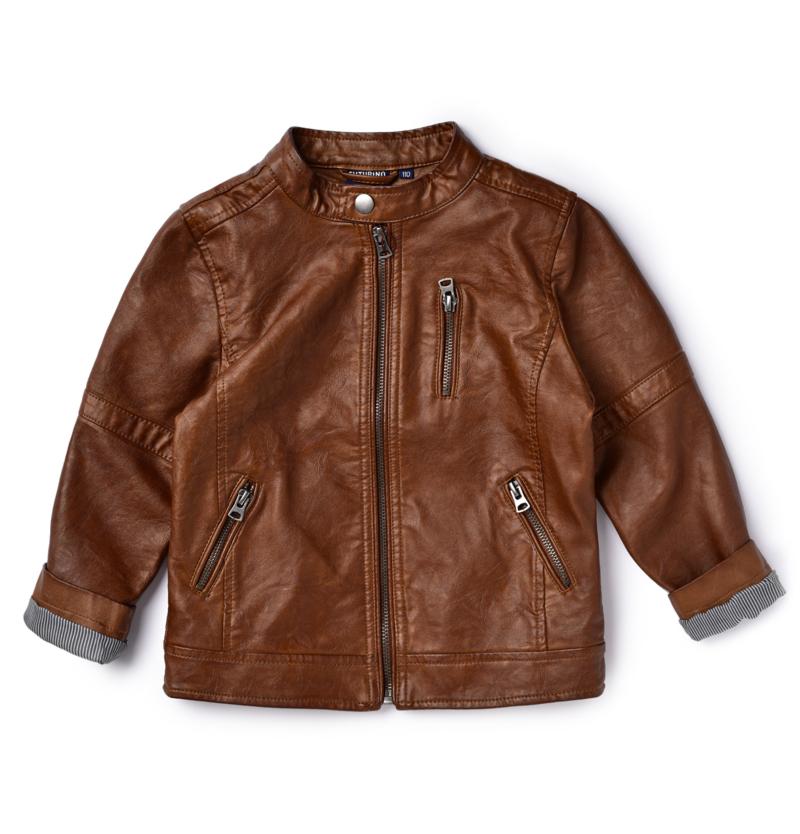 Куртка коричневая со скидкой