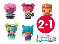 Третий набор My Mini Mixiqe's в подарок
