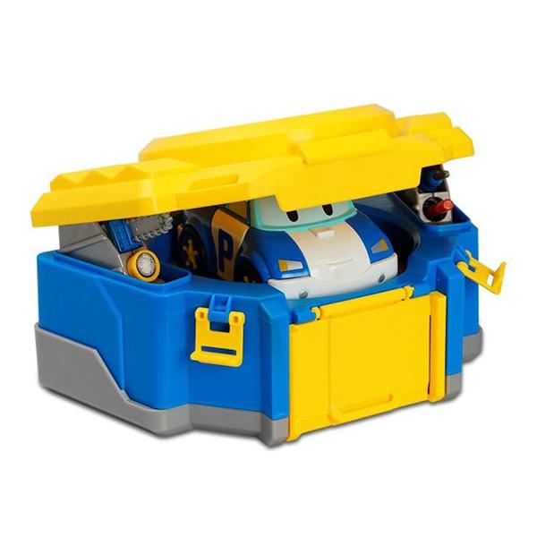 Кейс для трансформера Поли (без машинки) со скидкой