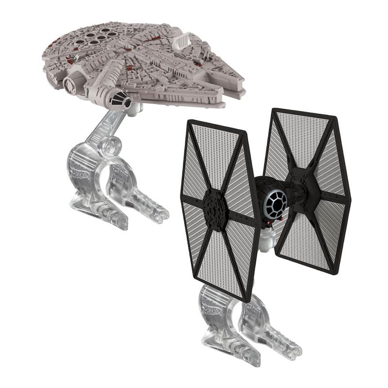 Звездные корабли Star Wars 2 шт со скидкой